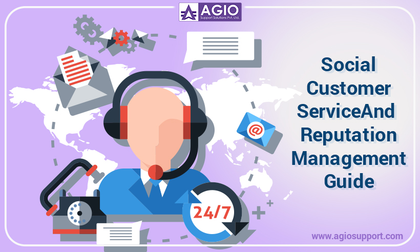 Social Customer Service And Reputation Management Guide