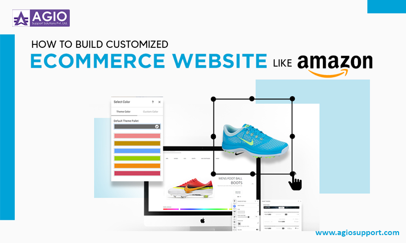 e-commerce website development services