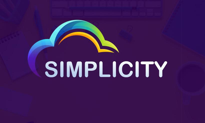 SIMPLICITY custom logo design