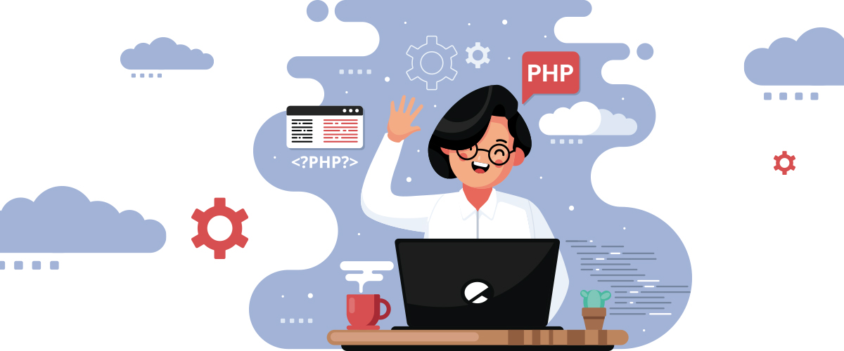 php used website development