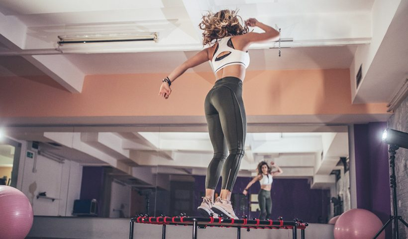 Trampoline Exercises For Adults